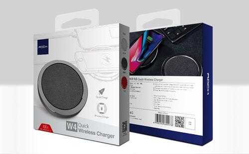 ROCK洛克无线充包装设计