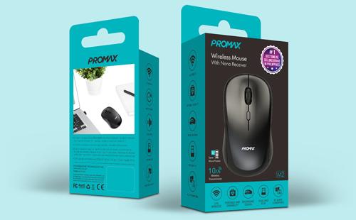 MYPRO无线鼠标包装设计
