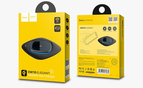 hoco.浩酷无线充包装设计, Wireless Charger Package Design