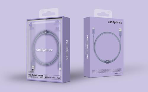 充电线包装设计